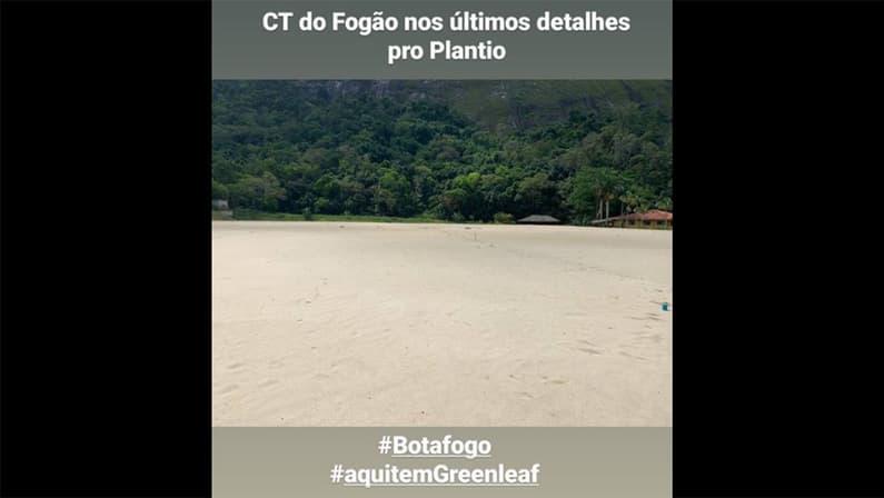 Centro de Treinamento do Botafogo