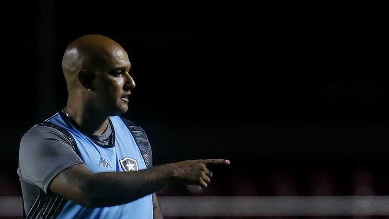 Felipe Lucena - São Paulo x Botafogo