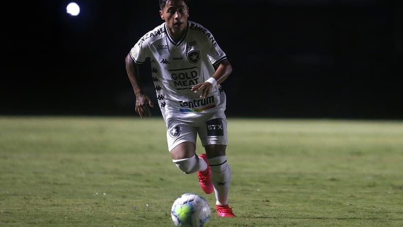 Lecaros - Vasco x Botafogo