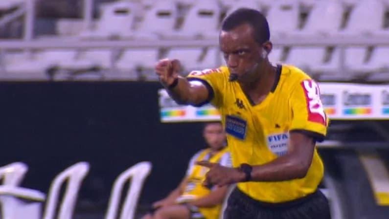 Luiz Flávio de Oliveira - Botafogo x Sport