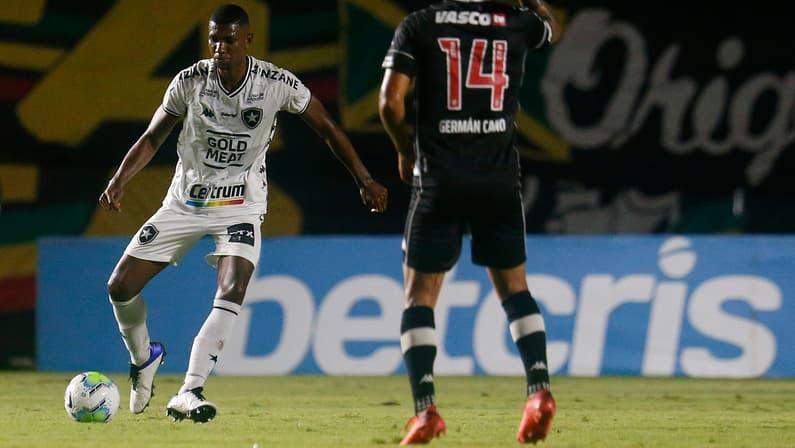 Defesa e ataque: final traz à tona destaques em diferentes setores para Botafogo x Vasco