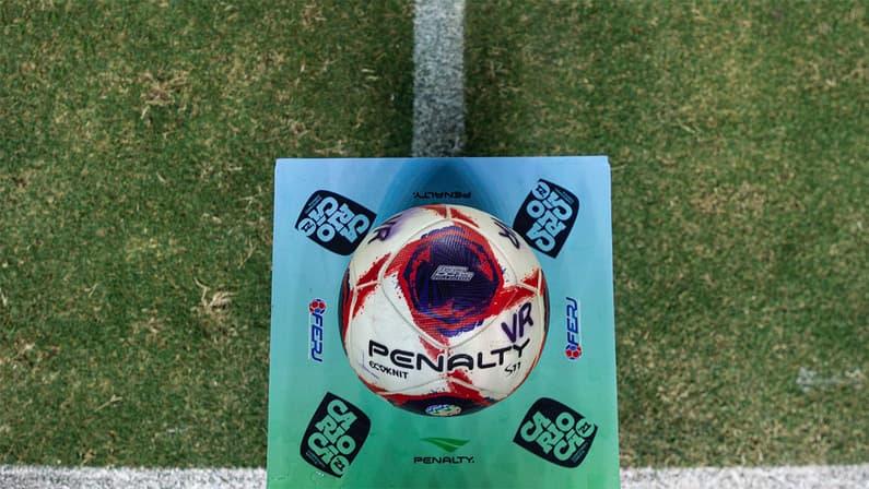 Bola do Campeonato Carioca Cariocão