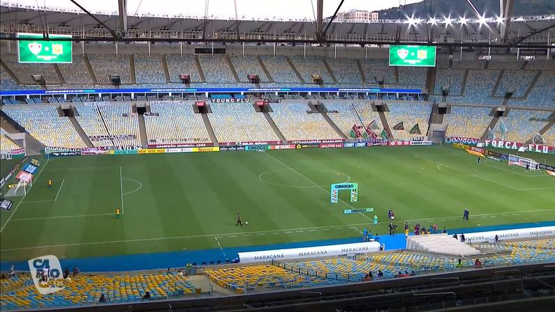 Maracanã   Fluminense   Campeonato Carioca   Cariocão