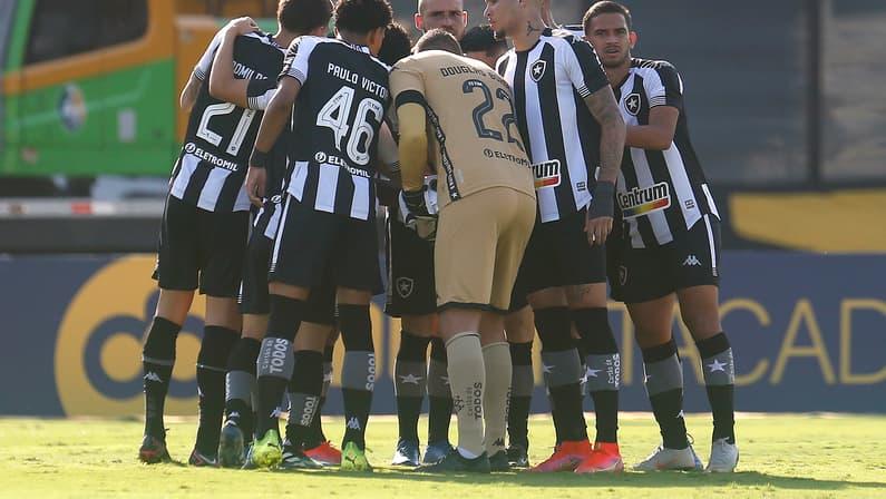 Elenco - Vasco x Botafogo - Final da Taça Rio
