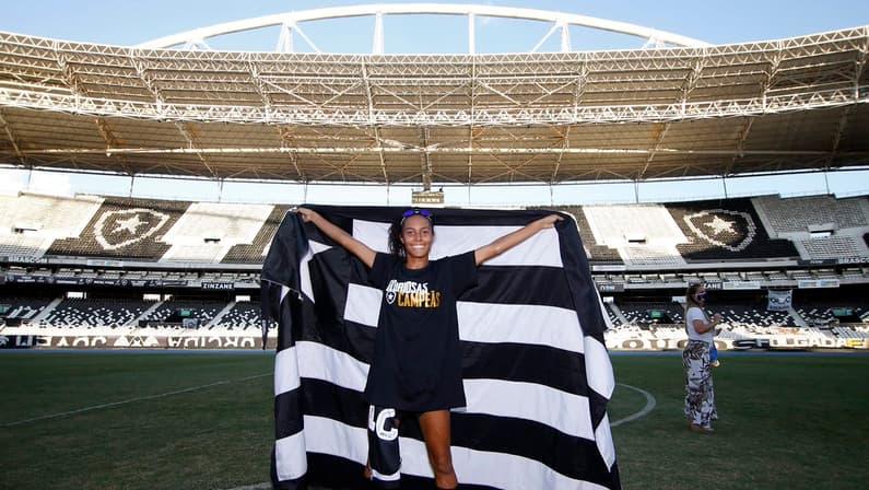 Emily - Botafogo Femininov
