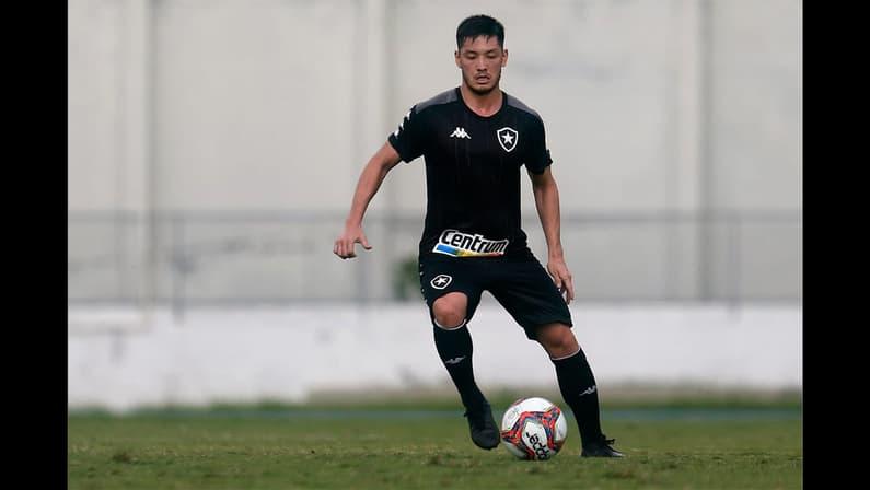 Luís Oyama, ex-Mirassol, já treina no Botafogo