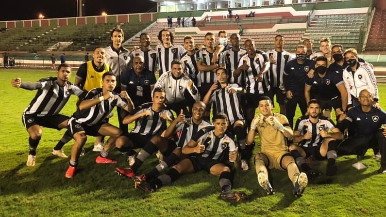 Bahia x Botafogo - Brasileiro Sub-20