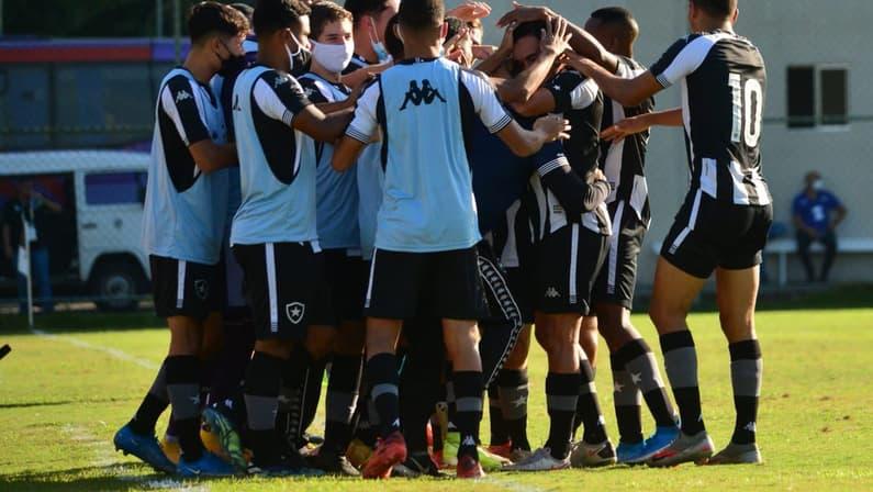 Botafogo x Ceará - Campeonato Brasileiro Sub-17