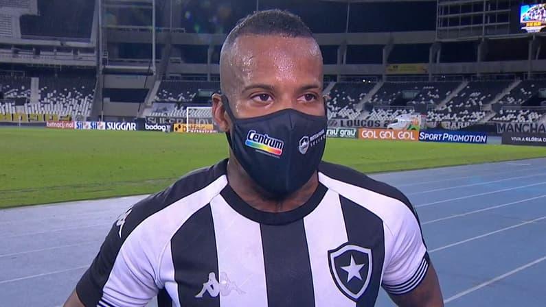 Guilherme Santos - Botafogo x Vasco