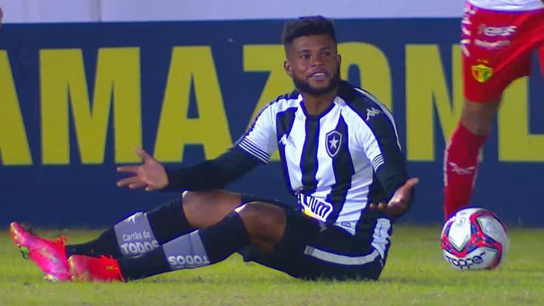 Rafael Carioca - Brusque x Botafogo