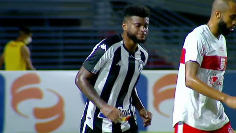 Rafael Carioca em CRB x Botafogo | Série B do Campeonato Brasileiro 2021