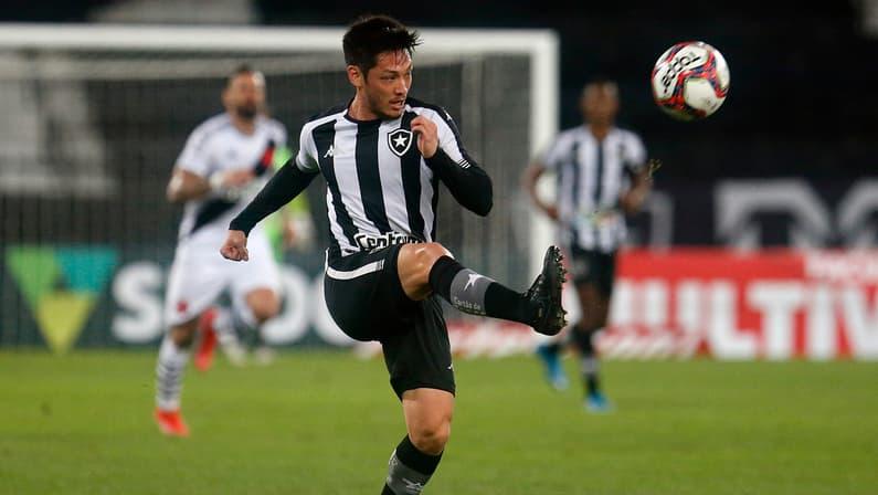 Botafogo: com 11 jogos a menos, Luís Oyama supera participações em gols e números da Série B 2020
