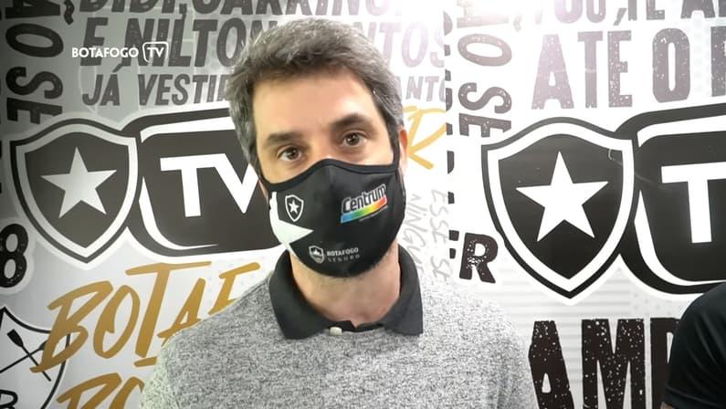 Eduardo Freeland - Botafogo TV