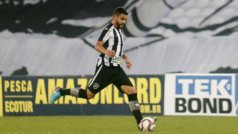 Barreto - Botafogo x Londrina