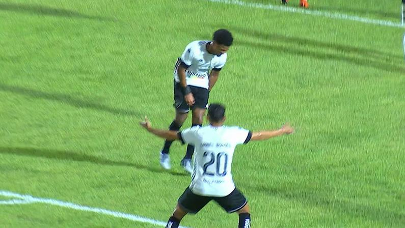 Gol de Warley - Remo x Botafogo