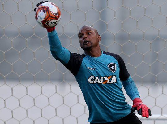 'Nunca vi um goleiro com a flexibilidade, reflexo e inteligência do Jefferson', diz ex-técnico do Botafogo