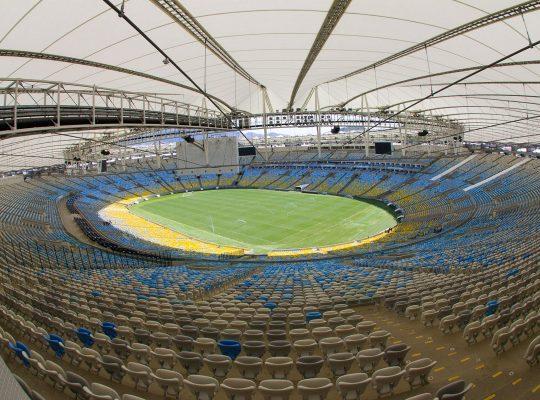Governo do Rio de Janeiro indica volta do futebol com 50% da capacidade de público nos estádios