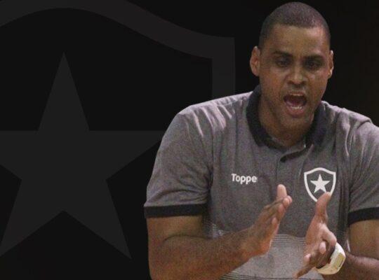 Vôlei: campeão da Superliga B, Walner Santos renova com o Botafogo