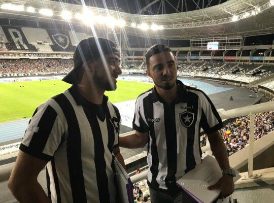 Rotenberg entra em contato com irmãos Rafael e Fábio e formaliza interesse do Botafogo: 'Queremos vocês'