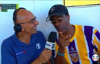 Humorista torce pelo êxito do Botafogo como S/A: 'Único caminho possível'