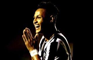 (OFF) Coritiba negocia com Neilton, que fez dupla de ataque com Sassá no Botafogo