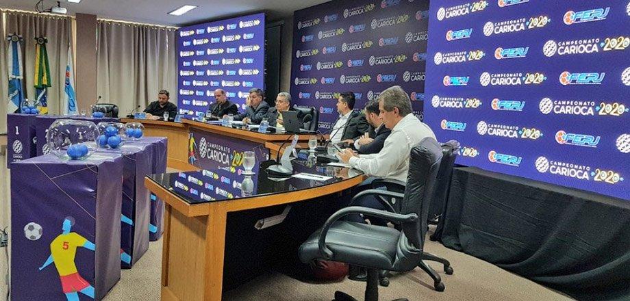 Conselho Arbitral da Ferj define regulamento do Campeonato Carioca de 2020