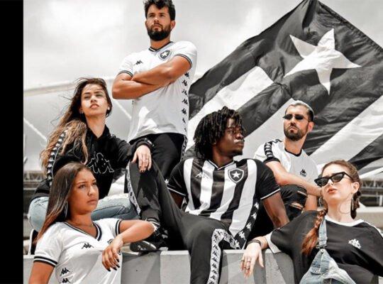Botafogo vai renovar com a Kappa, revela dirigente: 'Nos atende muito bem'