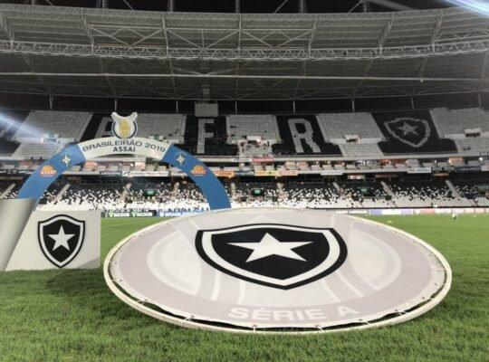 Site diz que Botafogo tem 43% de chances de cair no Campeonato Brasileiro (?!)