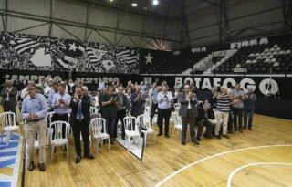 Botafogo traça perfil de investidores e até recusa grupo americano