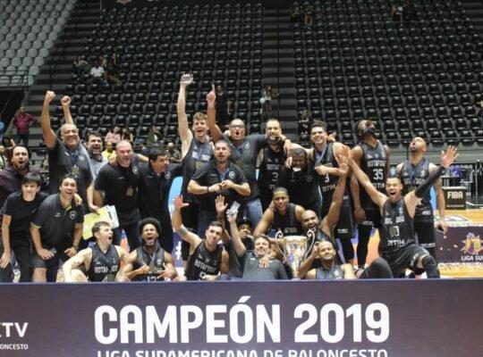 Fim do NBB: Botafogo garante vaga na próxima Liga dos Campeões