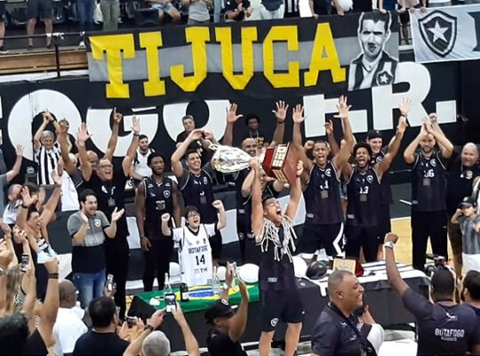 Champions Américas, NBB, Jamaal: VP de esportes olímpicos fala sobre futuro do basquete do Botafogo