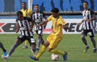 Presidente do Madureira tenta provocar: 'Entendo o Botafogo não querer voltar. Está eliminado'