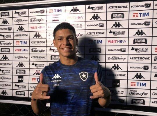 Saída de Luis Henrique do Botafogo tem os dois lados da moeda