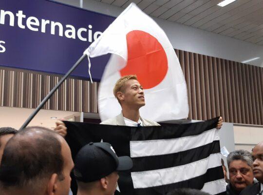 Botafogo revela que Honda já rendeu R$ 6 milhões: 'Ele se pagou. Vamos trazer outro'