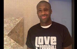 Montenegro, sobre Yaya Touré: 'Pensando com calma vi que acabou sendo bom não vir para o Botafogo'