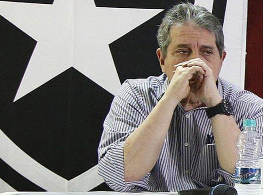 Rotenberg adota sigilo em negociações do Botafogo após desgaste com Yaya: 'Agora é boca costurada'