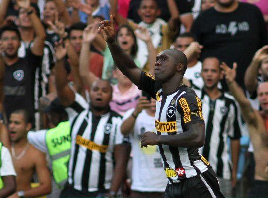 Quarentena Alvinegra: Seedorf fez seu último gol com a camisa do Botafogo