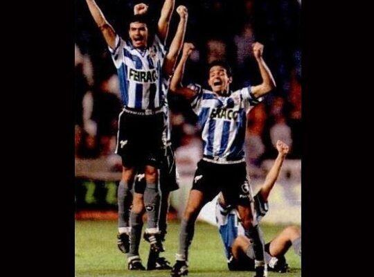 Esse dia foi fogo! Com camisa do La Coruña, Botafogo usou tática para ganhar torcida e ser campeão sobre a Juventus