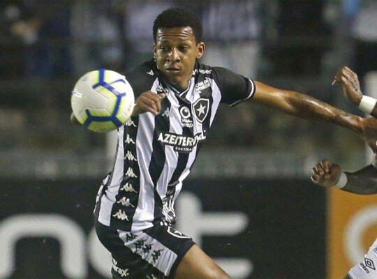 Juventude faz proposta por Gustavo Bochecha, do Botafogo