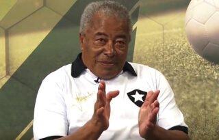 Jairzinho revela frustração por não ter conquistado Libertadores pelo Botafogo: 'Esse é, de fato, o nosso choro'