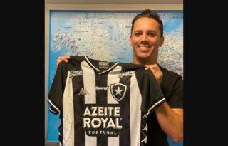 Empresário aposta no sucesso de Kalou no Botafogo: 'Não virá para passear. Ele ficou encantado'