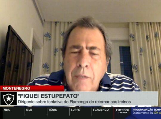 Botafogo estranha posição da Ferj e avisa: 'Não vamos fazer treino presencial em maio. Jogar nem pensar'