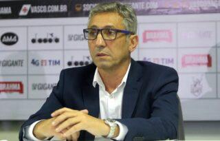 Presidente do Vasco não poupa críticas a Botafogo e Fluminense, que são contra volta do futebol na pandemia