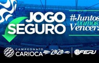 Sem Botafogo e Fluminense, Ferj e clubes reiteram apoio aos médicos e questionam notificação da Cremerj