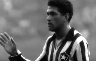 Garrincha é eleito o maior ídolo da história do Botafogo: 'Que ninguém se esqueça dele'