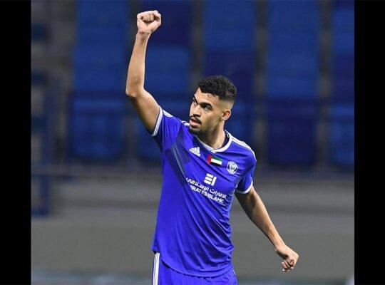 Ex-Botafogo é eleito o melhor jovem estrangeiro da Liga dos Emirados Árabes pela imprensa local