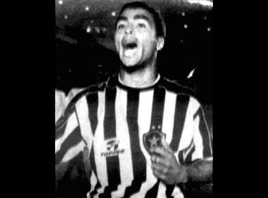 Romário no Botafogo? Há 21 anos, jornal noticiava iminente acerto do Baixinho com o Glorioso