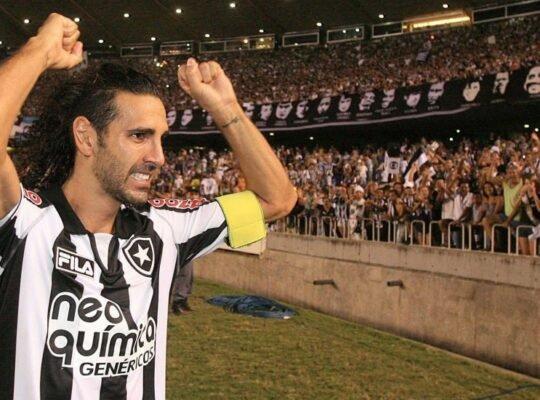 Leandro Guerreiro diz que queria encerrar carreira no Botafogo e atribui queda da confiança à falta de títulos em 2007