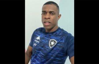 Marcelo Benevenuto põe Carli ao lado de Thiago Silva e Koulibaly como referências e elege jogo mais marcante pelo Botafogo