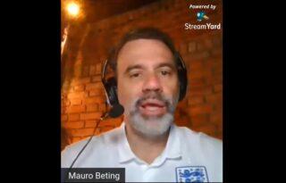 Mauro Beting: 'Sem o Botafogo, o Brasil não seria pentacampeão mundial. Deveria ter mais títulos'